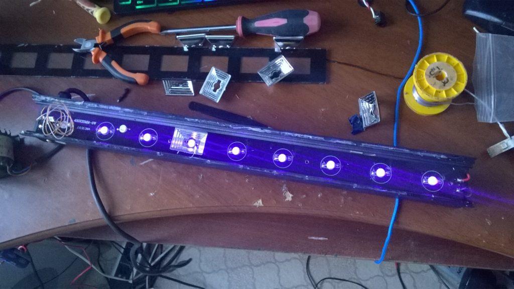Ремонт ультрафиолетового светильника в Рязани