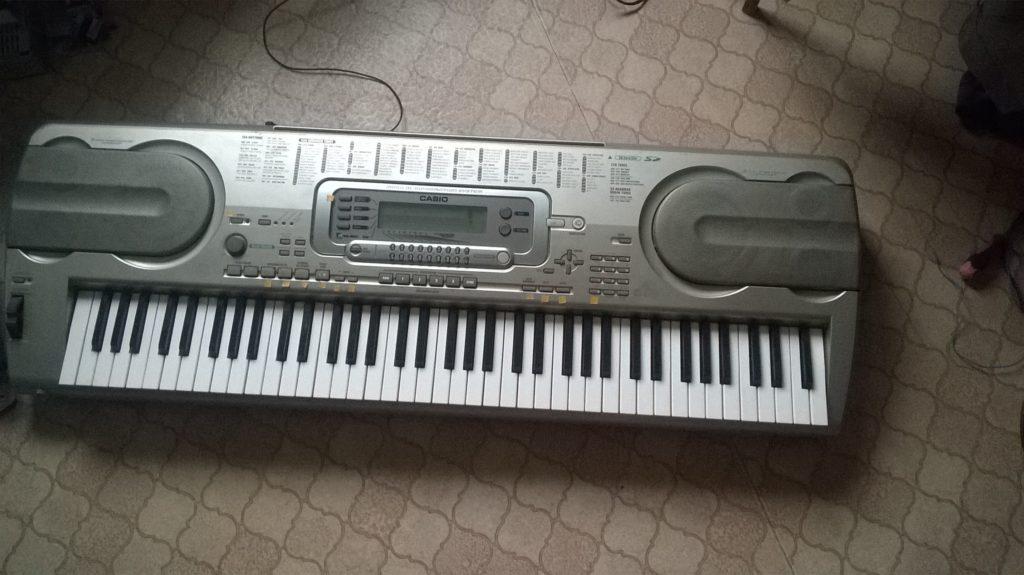 ремонт casio wk-3300 в Рязани