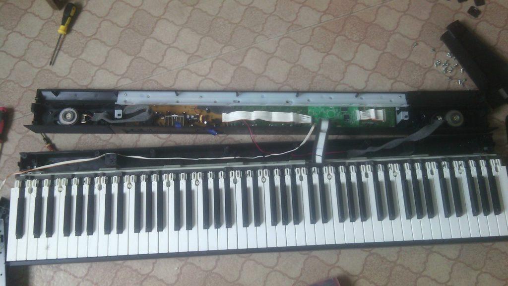 Ремонт цифровые фортепиано в Рязани