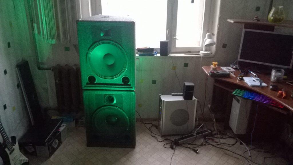 Ремонт активных акустических систем в Рязани