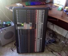Ремонт микшерного пульта Behringer Xenyx xl3200