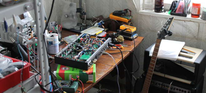 Про радиотехнику