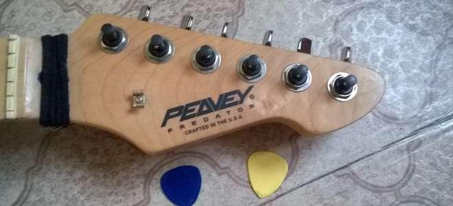 Экранировка и распайка электрогитары Peavey Predator