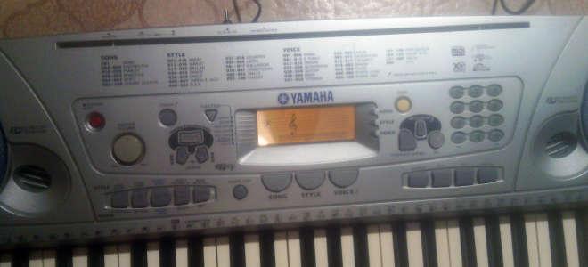 Как помыть синтезатор Yamaha | Ремонт синтезаторов в Рязани