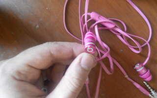 Ремонт наушников Beats | Замена штекера нашуников с микрофоном