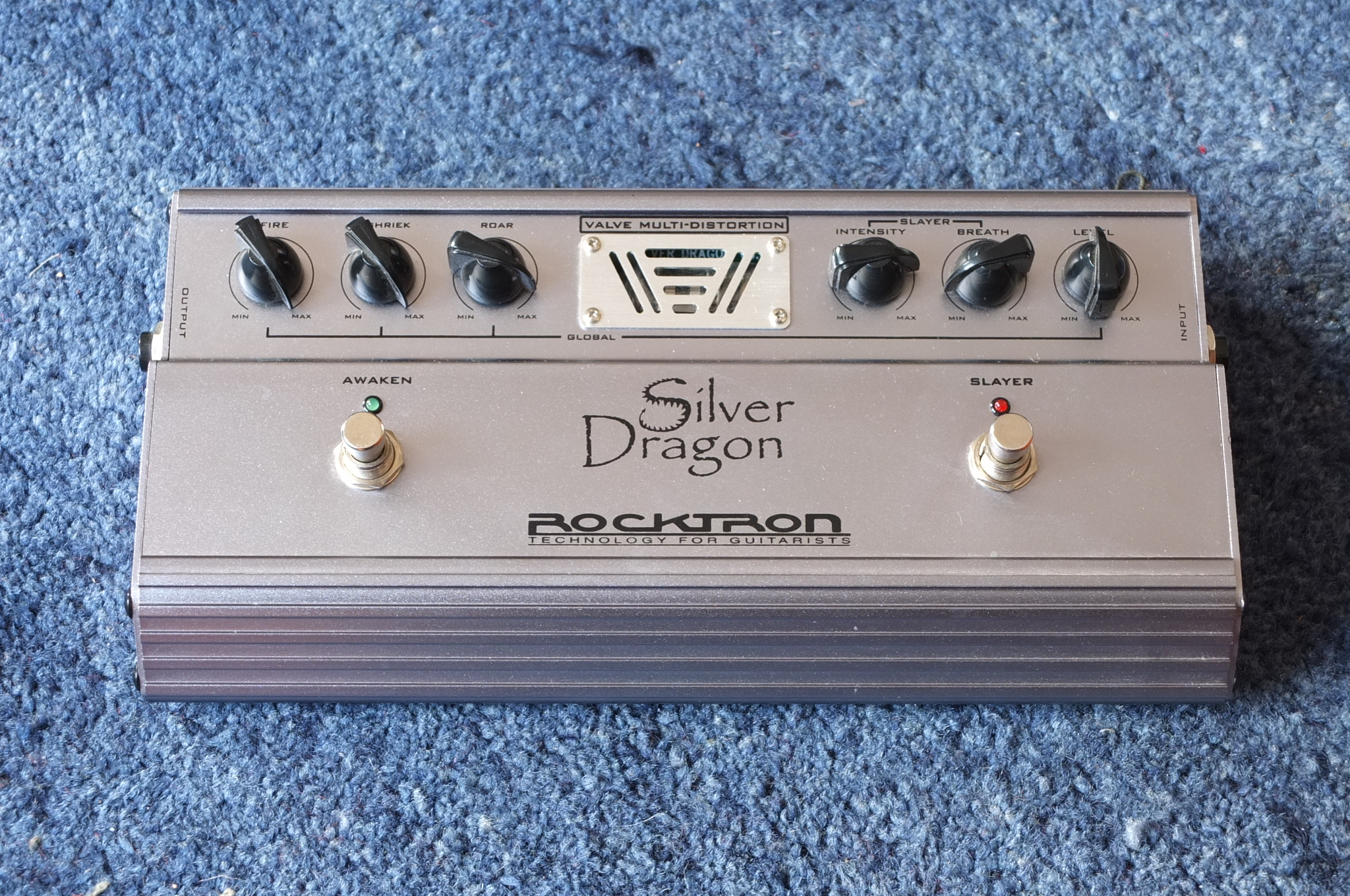 Ремонт Rocktron Silver Dragon Distortion