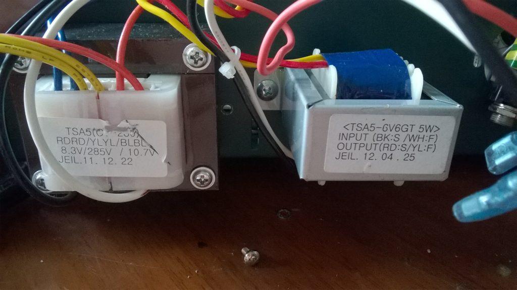 трансформаторы Ibanez tsa5 фото