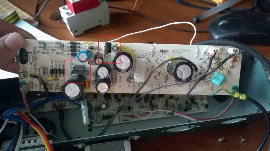 транзисторы Q7 | Q8 Ibanez tsa5