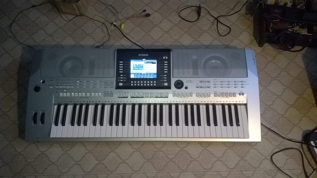 Ремонт синтезатора Yamaha psr 910