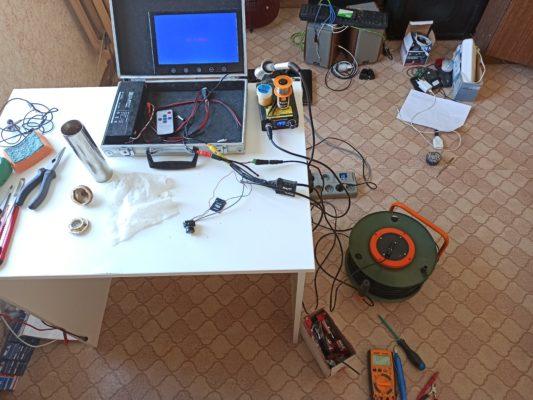 фирма видео отзыв камера для скважины 8950-631-01-60