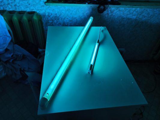 купить бактерицидная лампа OZON