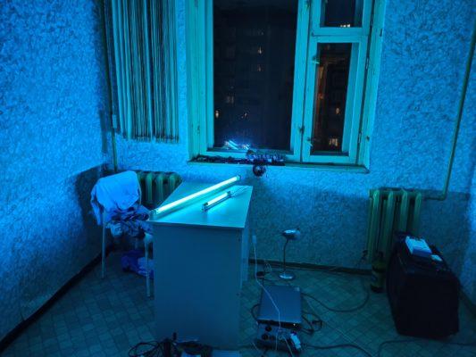 обзор кварцевая бактерицидная лампа OZON