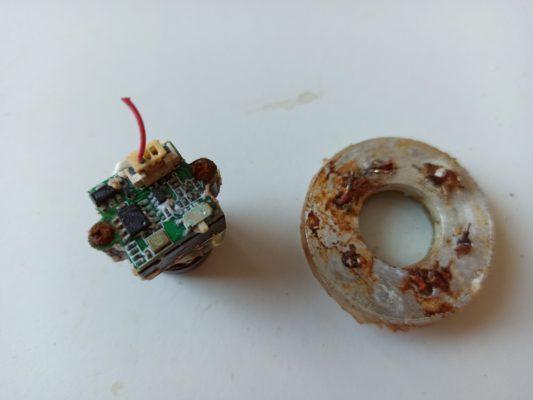 разборка ремонт камеры для скважины